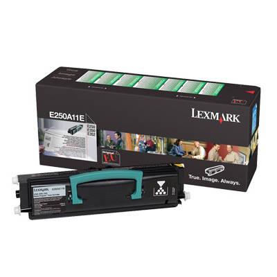 Toner oryginalny E250A11E do Lexmark (E250A11E) (Czarny)