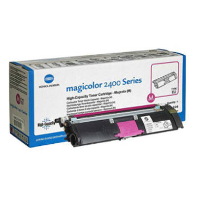 Toner oryginalny MC 2400/2480 do KM (A00W232) (Purpurowy)