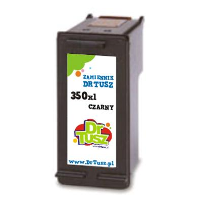Tusz zamiennik 350 XL do HP (CB336EE) (Czarny)