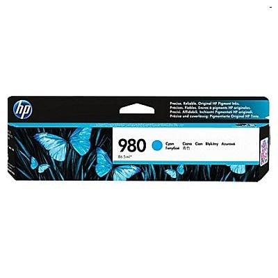 Tusz oryginalny 980 do HP (D8J07A) (Błękitny)
