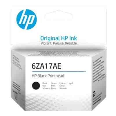 Głowica oryginalny 6ZA17AE do HP (6ZA17AE) (Czarny)
