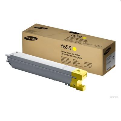 Toner oryginalny CLT-Y659S do Samsung (SU570A) (Żółty)