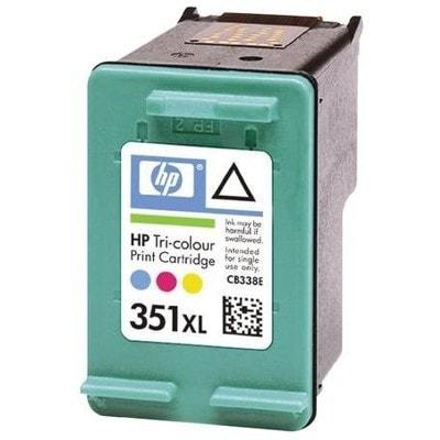 Regeneracja tusz 351 XL do HP (CB338EE) (Kolorowy)