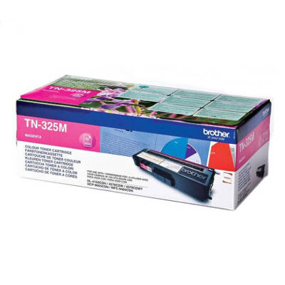 Toner oryginalny TN-325M do Brother (TN325M) (Purpurowy)