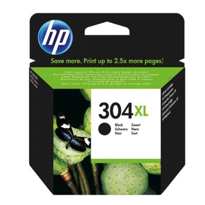 Tusz oryginalny 304XL do HP (N9K08AE) (Czarny)