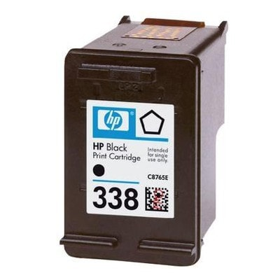 Regeneracja tusz 338 do HP (C8765EE) (Czarny)