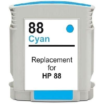 Tusz zamiennik 88 XL do HP (C9391AE) (Błękitny)