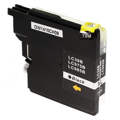 Tusz zamiennik LC-985 BK do Brother (LC985BK) (Czarny)