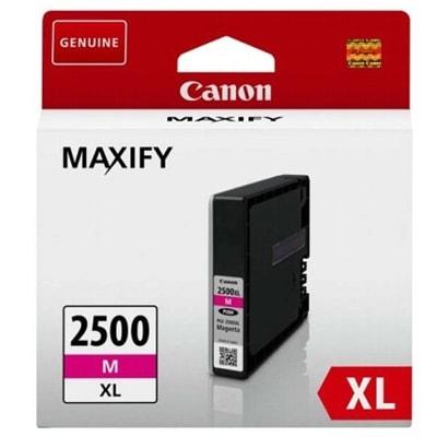 Tusz oryginalny PGI-2500 M do Canon (9266B001) (Purpurowy)