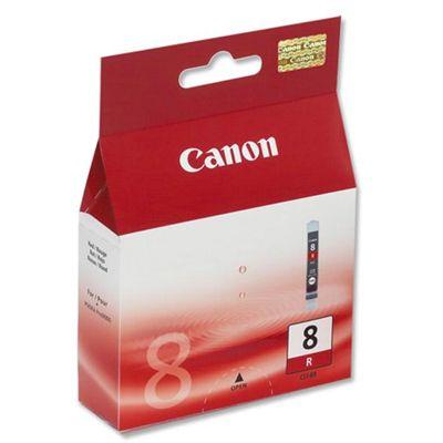 Tusz oryginalny CLI-8 R do Canon (0626B001) (Czerwony)