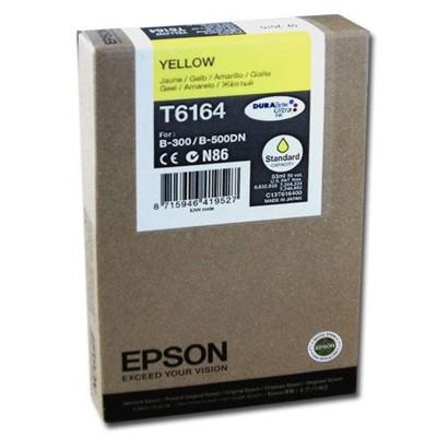 Tusz oryginalny T6164 do Epson (C13T616400) (Żółty)