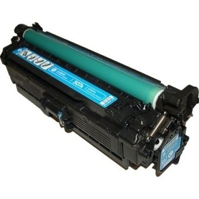 Regeneracja toner 507A do HP (CE401A) (Błękitny)