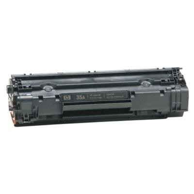 Regeneracja toner 35A do HP (CB435A) (Czarny)