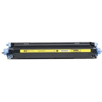 Regeneracja toner 124A do HP (Q6002A) (Żółty)