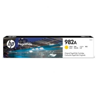 Tusz oryginalny 982A do HP (T0B25A) (Żółty)