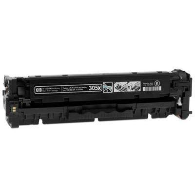 Regeneracja toner 305X do HP (CE410X) (Czarny)