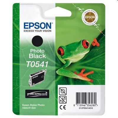 Tusz oryginalny T0541 do Epson (T0541) (Czarny Foto)