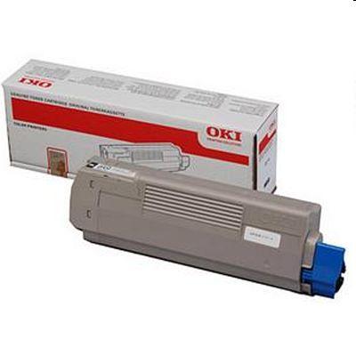 Toner oryginalny MC861 do Oki (44059256) (Czarny)
