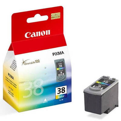 Tusz oryginalny CL-38 do Canon (2146B001) (Color)