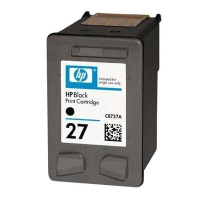 Regeneracja tusz 27 do HP (C8727AE) (Czarny)