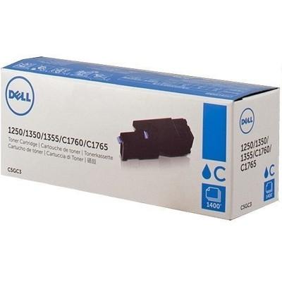 Toner oryginalny PDVTW do Dell (593-11141) (Błękitny)