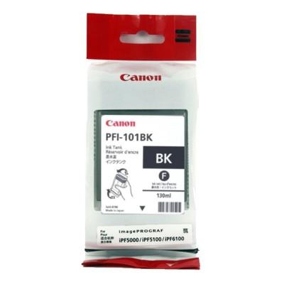 Tusz oryginalny PFI-101BK do Canon (0883B001) (Czarny)