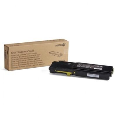 Toner oryginalny 6655 do Xerox (106R02754) (Żółty)