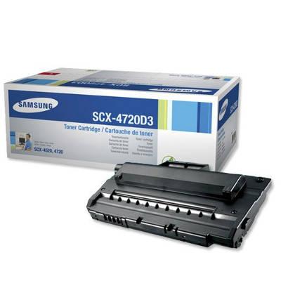 Toner oryginalny SCX-4720D3 do Samsung (SCX-4720D3) (Czarny)