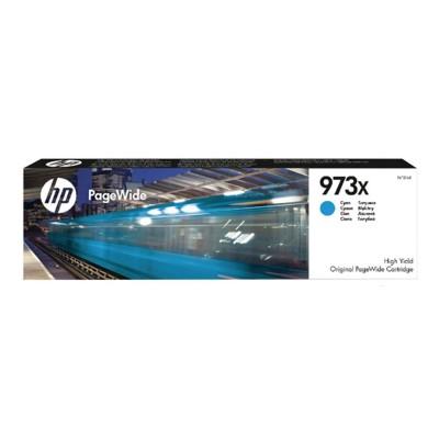 Tusz oryginalny 973X do HP (F6T81AE) (Błękitny)