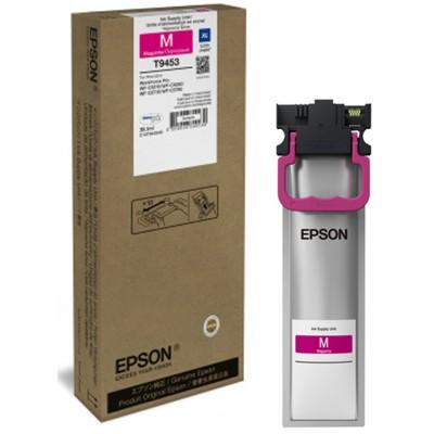 Tusz oryginalny T9453 do Epson (C13T945340) (Purpurowy)