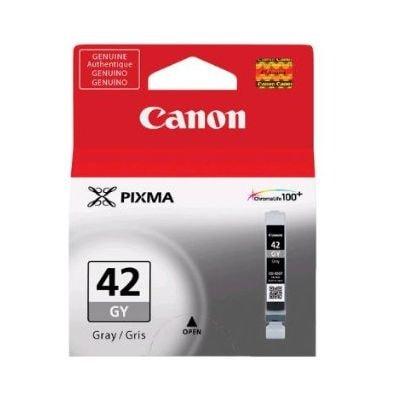 Tusz oryginalny CLI-42 GY do Canon (6390B001) (Grey)