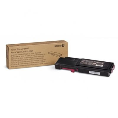 Toner oryginalny 6600/6605 do Xerox (106R02234) (Purpurowy)