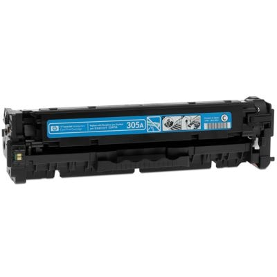 Skup toner 305A do HP (CE411A) (Błękitny)