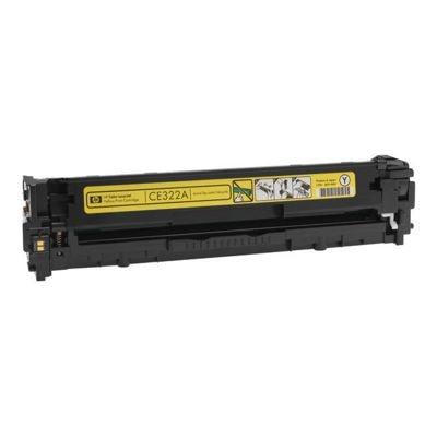 Regeneracja toner 128A do HP (CE322A) (Żółty)