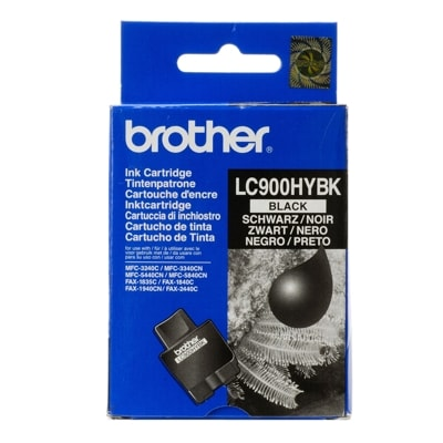 Tusz oryginalny LC-900 XL BK do Brother (LC900HY-BK) (Czarny)