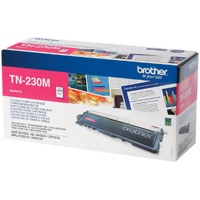 Toner oryginalny TN-230M do Brother (TN230M) (Purpurowy)
