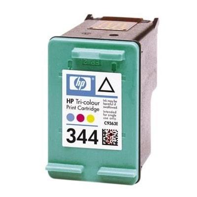 Regeneracja tusz 344 do HP (C9363EE) (Kolorowy)