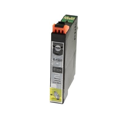 Tusz zamiennik T1291 do Epson (C13T12914010) (Czarny)