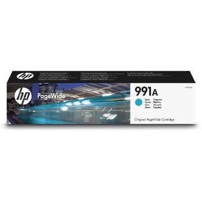 Tusz oryginalny 991A do HP (M0J74AE) (Błękitny)