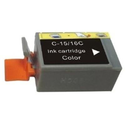 Tusz zamiennik BCI-15 C do Canon (8191A002AA) (Kolorowy)