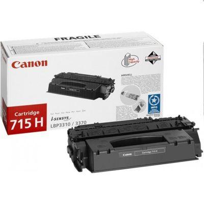 Toner oryginalny CRG-715H do Canon (1975B002AA) (Czarny)