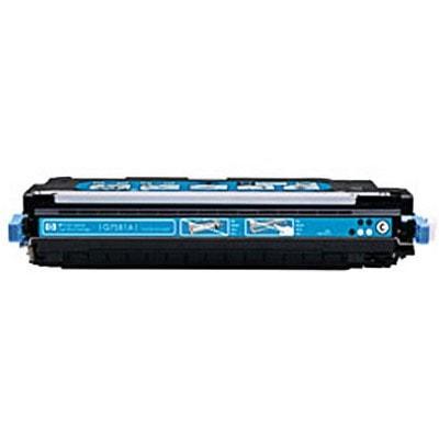 Regeneracja toner 503A do HP (Q7581A) (Błękitny)