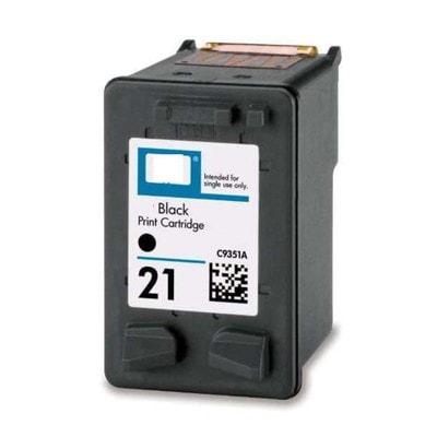 Regeneracja tusz 21 do HP (C9351AE) (Czarny)
