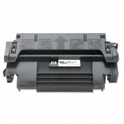 Regeneracja toner 98A do HP (92298A) (Czarny)