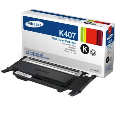 Toner oryginalny CLT-K4072S do Samsung (SU128A) (Czarny)