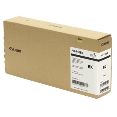 Tusz oryginalny PFI-710BK do Canon (2354C001) (Czarny)
