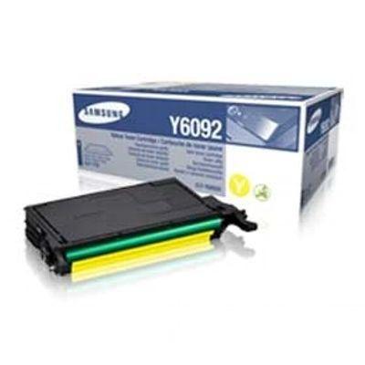 Toner oryginalny CLT-Y6092S do Samsung (SU559A) (Żółty)