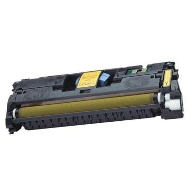 Regeneracja toner 121A do HP (C9702A) (Żółty)