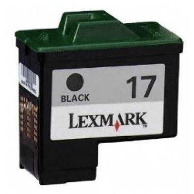 Regeneracja tusz 17 do Lexmark (80D2954) (Czarny)