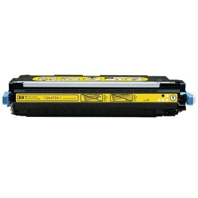 Regeneracja toner 502A do HP (Q6472A) (Żółty)
